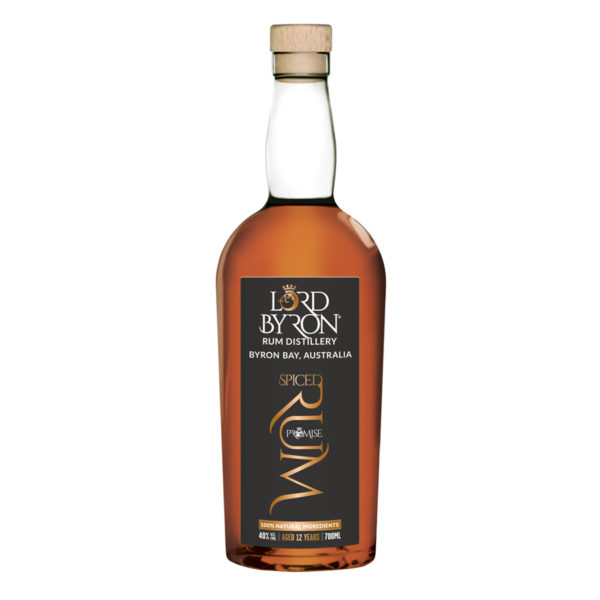 Lord Byron Distillery The Promise Spiced Aged Rum