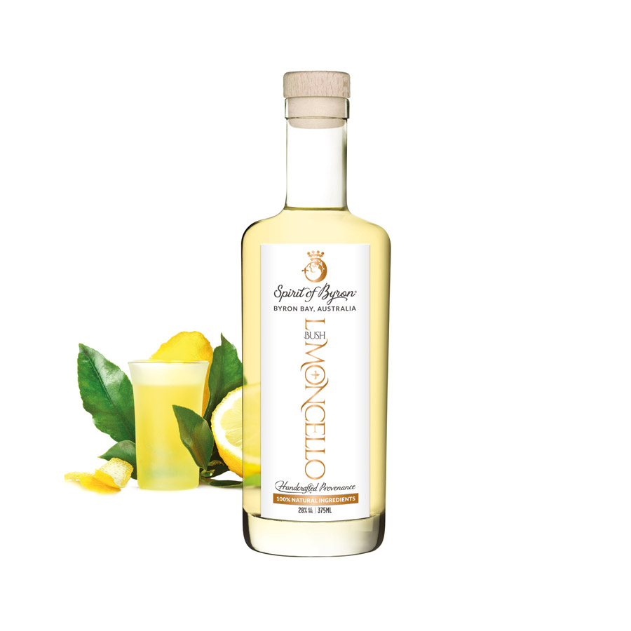 Lord Byron Distillery <br>Limoncello
