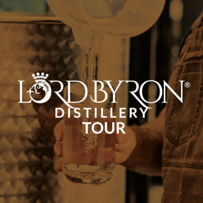 Lord Byron Distillery Tour