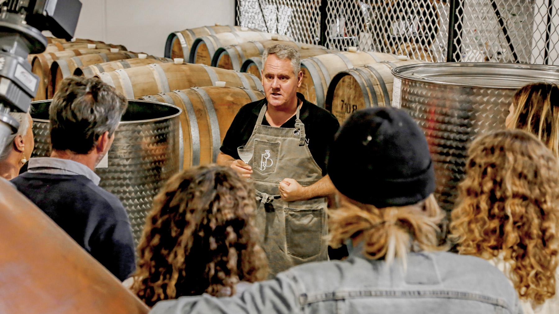 Cellar Door and Distillery Tours