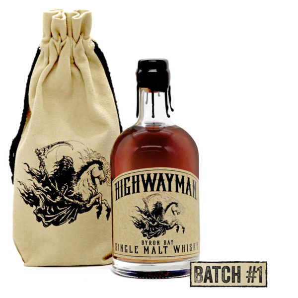 Highwayman Whisky Batch #1