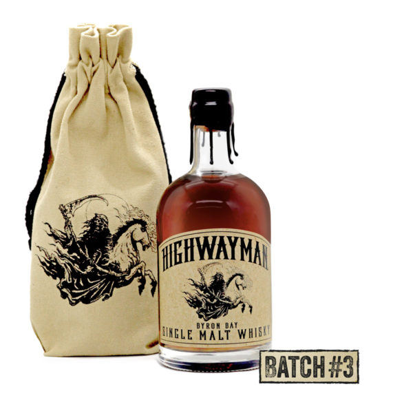 Highwayman Whisky Batch #3
