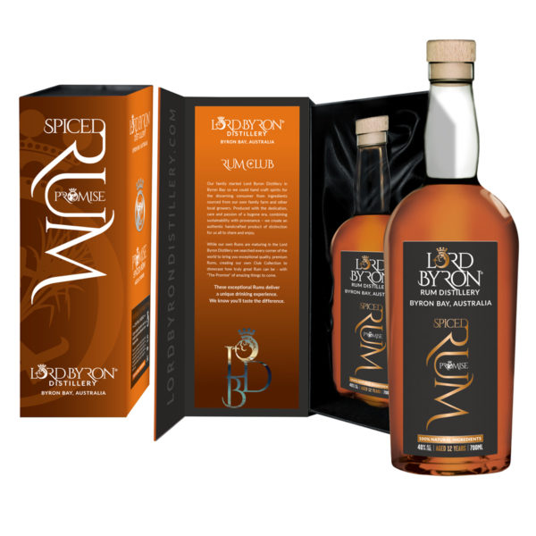 The Promise Rum Boxed