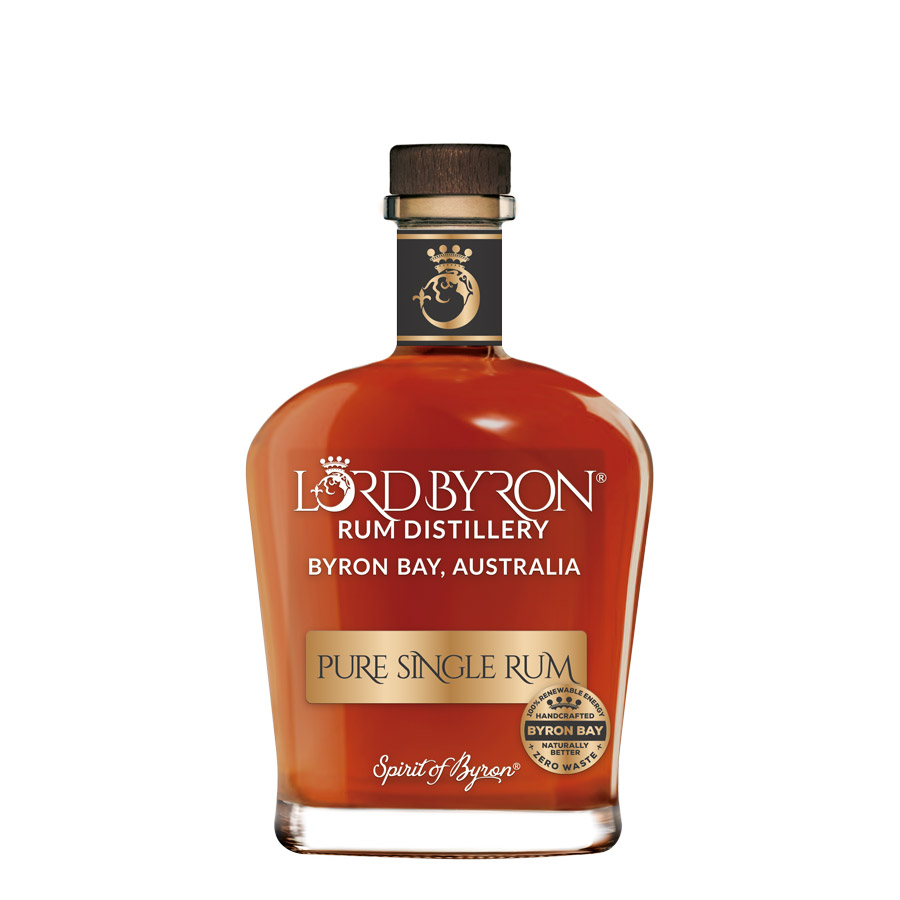 Lord Byron Distillery Pure Single Rum
